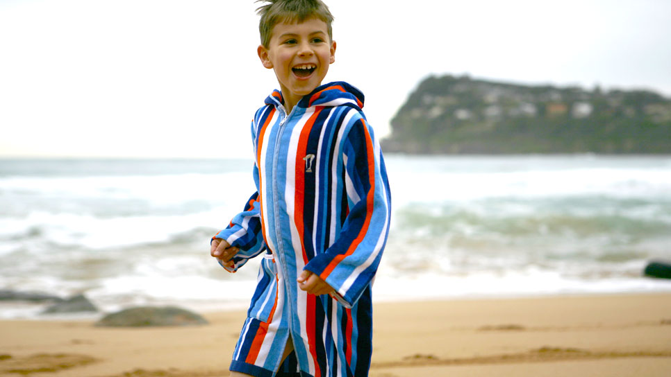 Find great deals on eBay for kids beach robes. Shop with confidence.